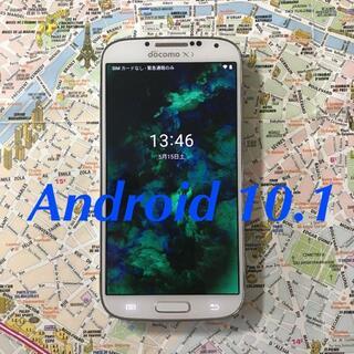 Galaxy S4 SC-04E Android10.1 SIMフリー 美品