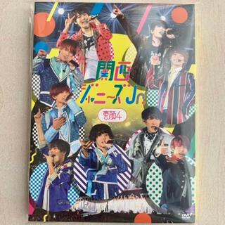 ジャニーズジュニア(ジャニーズJr.)の素顔4 関西ジャニーズJr.盤(アイドル)
