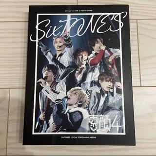 ジャニーズジュニア(ジャニーズJr.)の素顔4 SixTONES盤(アイドル)