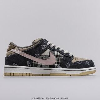 ナイキ(NIKE)のTravis Scott x Nike SB Dunk LowJackboys(その他)