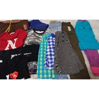 ブランシェス(Branshes)の子供服120 まとめ売り(Tシャツ/カットソー)