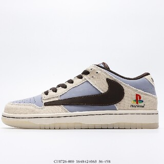 ナイキ(NIKE)のTravis Scott x Playstation x SB Dunk Low(その他)