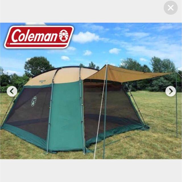 Coleman(コールマン)の☆Coleman(コールマン)☆3ポールスクリーンタープ170T6300J スポーツ/アウトドアのアウトドア(テント/タープ)の商品写真