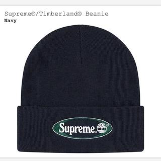 Supreme - Supreme × Timberland Beanie  ネイビー