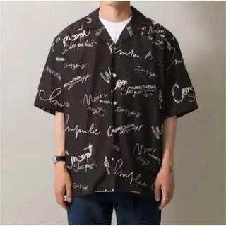 アーバンリサーチ(URBAN RESEARCH)のプリント アロハシャツ 柄シャツ(シャツ)