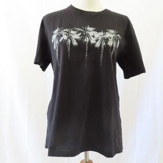 サンローラン(Saint Laurent)のサンローラン レディース 半袖Tシャツ ラウンドネック Sサイズ(Tシャツ(半袖/袖なし))