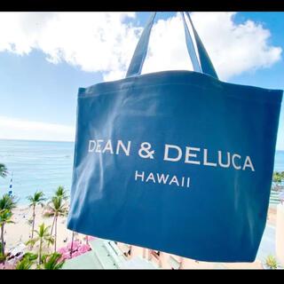 ディーンアンドデルーカ(DEAN & DELUCA)のDEAN&DELUCA トートバッグL ハワイ限定(トートバッグ)