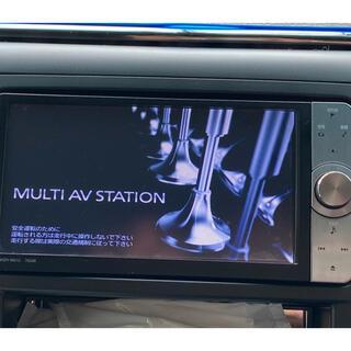 トヨタ(トヨタ)のトヨタ純正ナビNHZN-W61G フルセグBluetooth2018年地図(カーナビ/カーテレビ)