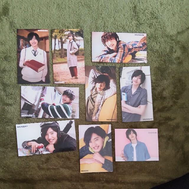 ジャニーズJr.(ジャニーズジュニア)のMyojo 厚紙 なにわ男子 道枝駿佑 エンタメ/ホビーのタレントグッズ(アイドルグッズ)の商品写真