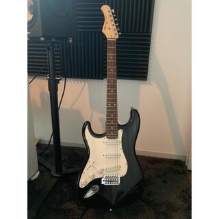 Bacchus Lefty Guitar バッカス 左利き ギター(エレキギター)
