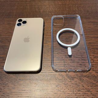 iPhone - iPhone11Pro Max(64GB,Gold,SIMフリー)