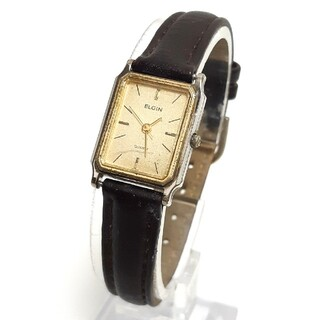 エルジン(ELGIN)の「ELGIN」腕時計(腕時計)