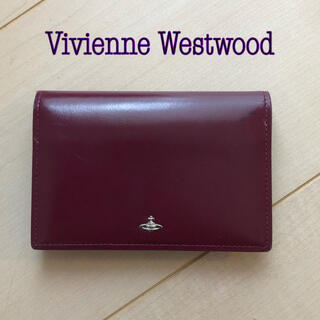 ヴィヴィアンウエストウッド(Vivienne Westwood)のvivienne Westwood 名刺入れ(名刺入れ/定期入れ)