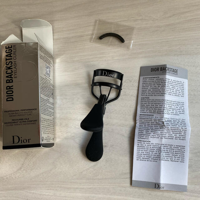 Christian Dior(クリスチャンディオール)の新品未使用 Dior ディオール ビューラー コスメ/美容のベースメイク/化粧品(その他)の商品写真