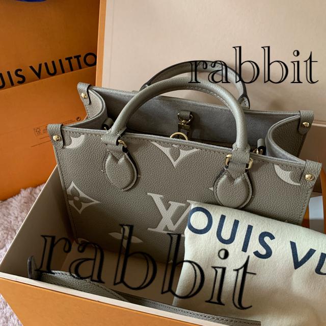 LOUIS VUITTON(ルイヴィトン)のルイヴィトン 国内完売💕 オンザゴーpm 新品💕TKTK様お取り置き❣️ レディースのバッグ(トートバッグ)の商品写真