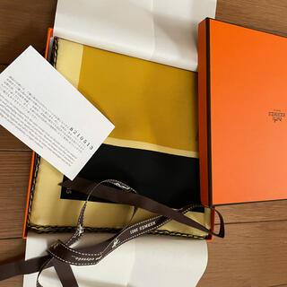 エルメス(Hermes)の入手困難❣️新品タグ付き❣️今週購入❣️正規エルメス カレ70  シルクスカーフ(バンダナ/スカーフ)