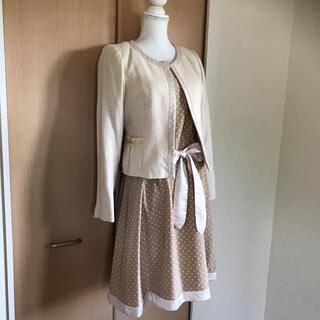 persodea white labelフォーマルレディーススーツ9号(スーツ)