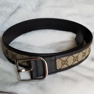 グッチ(Gucci)のグッチ メンズベルト 80~90cm(ベルト)