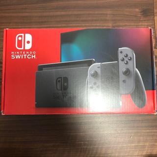 Nintendo Switch - 【新型】任天堂スイッチ Nintendo Switch グレー