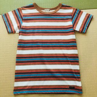 ブランシェス(Branshes)のbranshes ボーダーTシャツ サイズ150(Tシャツ/カットソー)