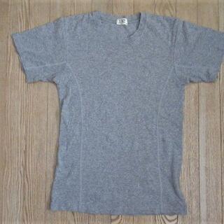 プレイボーイ(PLAYBOY)の有名ブランド&正規美品★プレイボーイ/PLAYBOY★綿/灰/M/1(Tシャツ(半袖/袖なし))