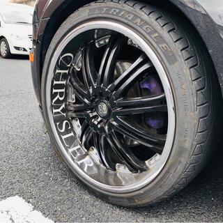 22インチ TIS ホイール タイヤセット
