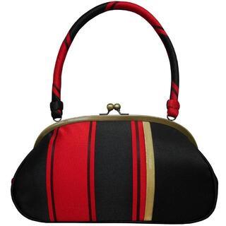 新品送料込み 和装バッグ 振袖、袴姿、成人式、卒業式に BAG107(ハンドバッグ)