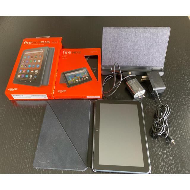 Amazon fire HD 8PLUS 64GB   スマホ/家電/カメラのPC/タブレット(タブレット)の商品写真