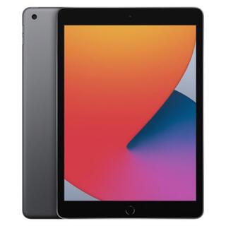 iPad - 早い新品未使用!iPad 第8世代 WiFiモデル 32GB スペースグレー