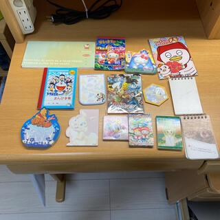 ディズニー(Disney)のメモ帳まとめ売り(ノート/メモ帳/ふせん)