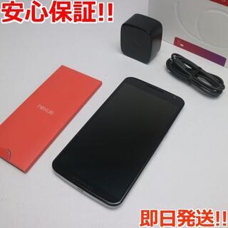 アンドロイド(ANDROID)の超美品 Nexus 6 32GB クラウド ホワイト (スマートフォン本体)