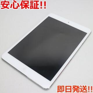 アップル(Apple)の美品 iPad mini Wi-Fi32GB ホワイト (タブレット)