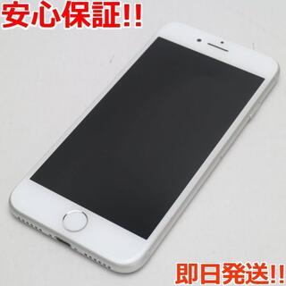アイフォーン(iPhone)の新品同様 DoCoMo iPhone8 64GB シルバー (スマートフォン本体)