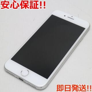 アイフォーン(iPhone)の美品 SIMフリー iPhone8 64GB シルバー (スマートフォン本体)