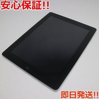 アップル(Apple)の美品 iPad第4世代Wi-Fi32GB ブラック (タブレット)