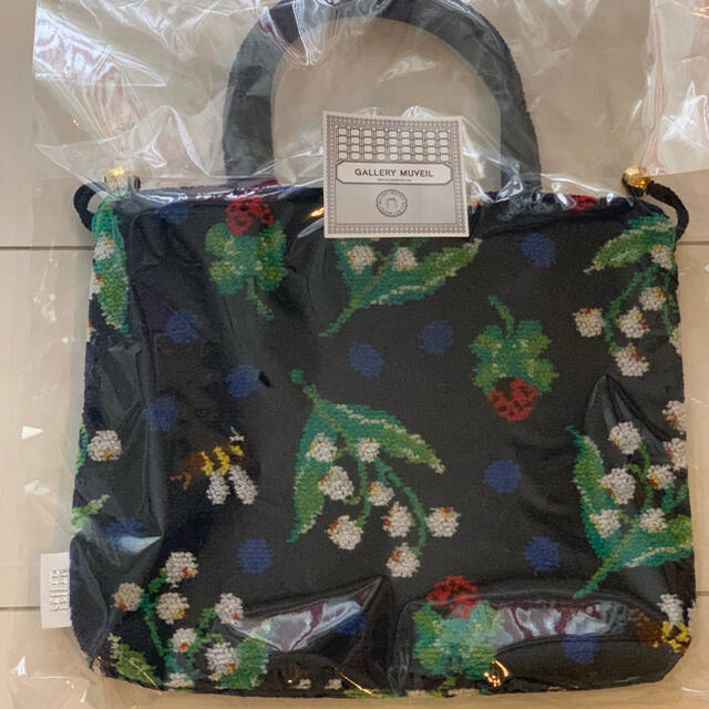 FEILER(フェイラー)のフェイラー ミュベール 手付き巾着 レディースのバッグ(ハンドバッグ)の商品写真