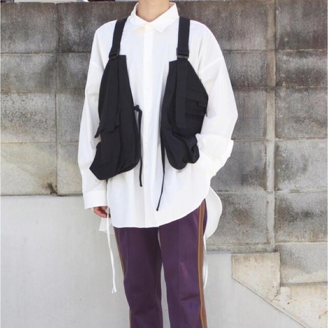 Jieda(ジエダ)の【本日限定値下げ】Toironier トワロニエ 3WAYベスト  メンズのトップス(ベスト)の商品写真