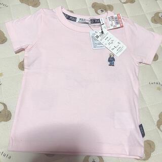 しまむら - ポロベア 刺繍Tシャツ