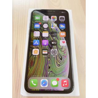 Apple - iPhone XS 64GB スペースグレー