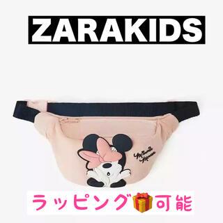 ザラキッズ(ZARA KIDS)のZARAKIDS ザラキッズ 胸バック ベルトバック ディズニーバック(通園バッグ)
