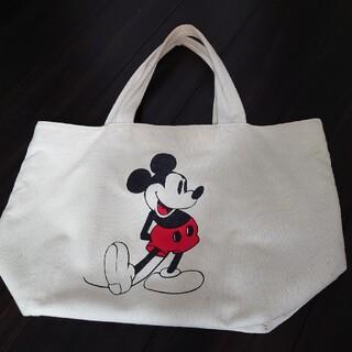ディズニー(Disney)のミッキーマウス トートバック(エコバッグ)