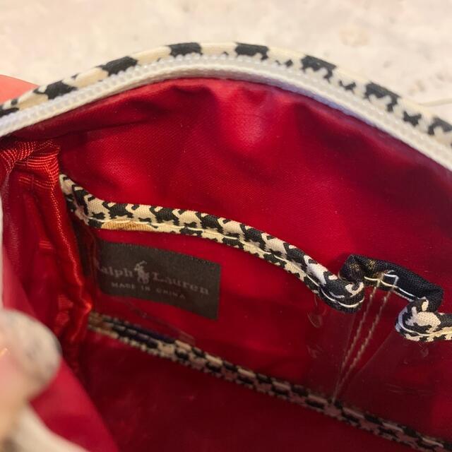Ralph Lauren(ラルフローレン)のRALPH LAUREN  ラルフローレン ポロベアー ポーチ レディースのファッション小物(ポーチ)の商品写真