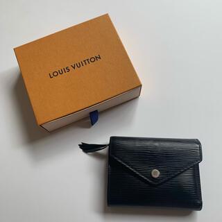 LOUIS VUITTON - ルイ ヴィトン エピ 折り畳みお財布 正規品