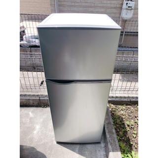 SHARP - 【2016年製】SHARP冷凍冷蔵庫118ℓ