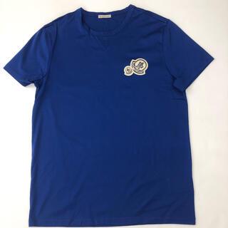 モンクレール(MONCLER)の新品未使用 モンクレール Tシャツ サイズL(Tシャツ/カットソー(半袖/袖なし))