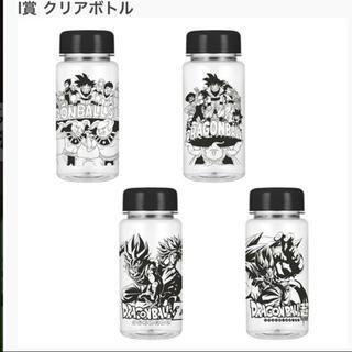 バンダイ(BANDAI)のドラゴンボール クリアボトル(キャラクターグッズ)