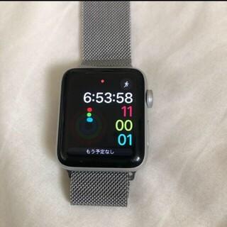 アップルウォッチ(Apple Watch)の最終値下げApple Watch Series 2 42mm(その他)