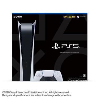 PlayStation - PS5デジタルエディション   PlayStation5本体