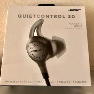 ボーズ(BOSE)のBose QuietControl 30 新品未使用 保証あり(ヘッドフォン/イヤフォン)