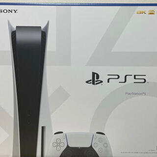 PlayStation - 新品未開封 プレステーション5本体 ディスクドライブ搭載